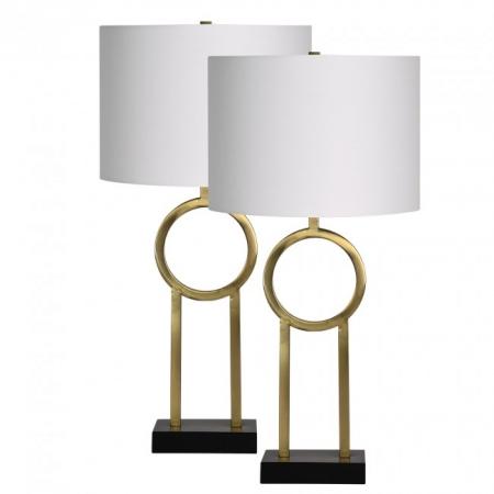 Lampe de table - BURLINGTON - LPT1139-SET